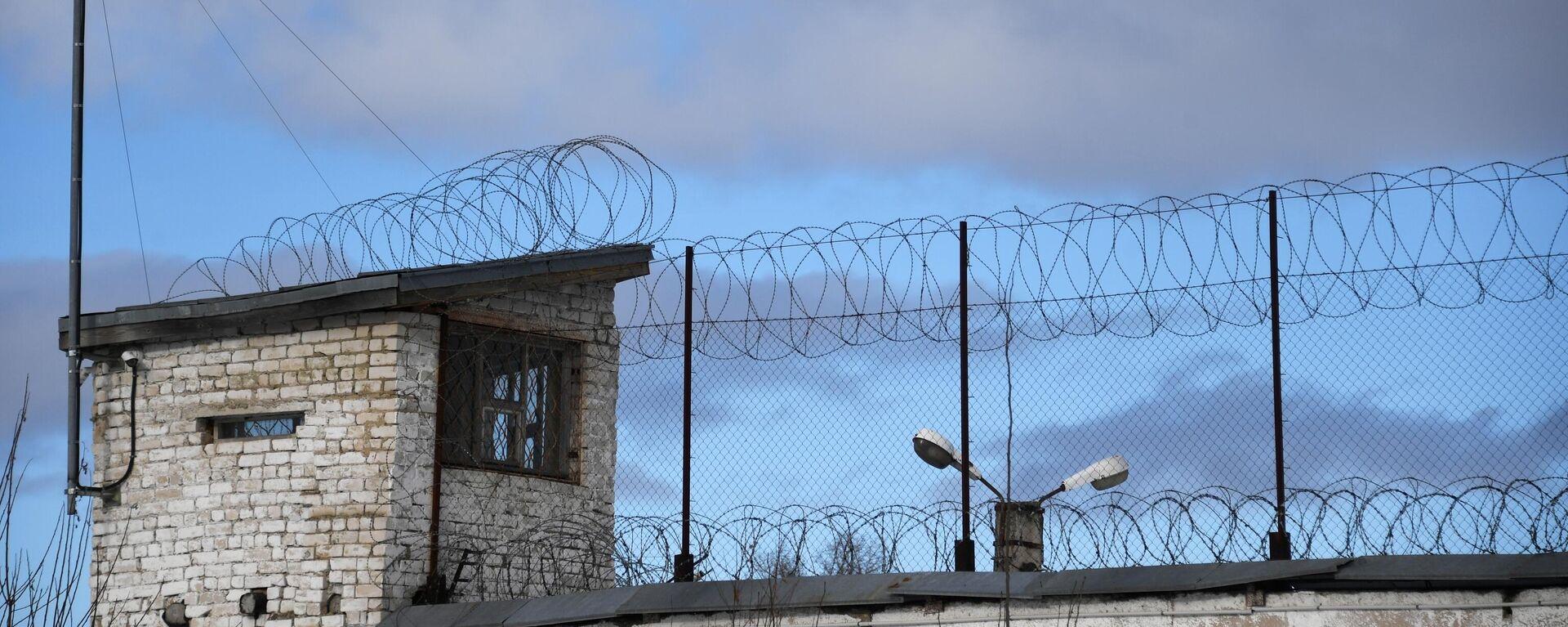 Eine Strafvollzugsanstalt in Russland - SNA, 1920, 08.10.2021