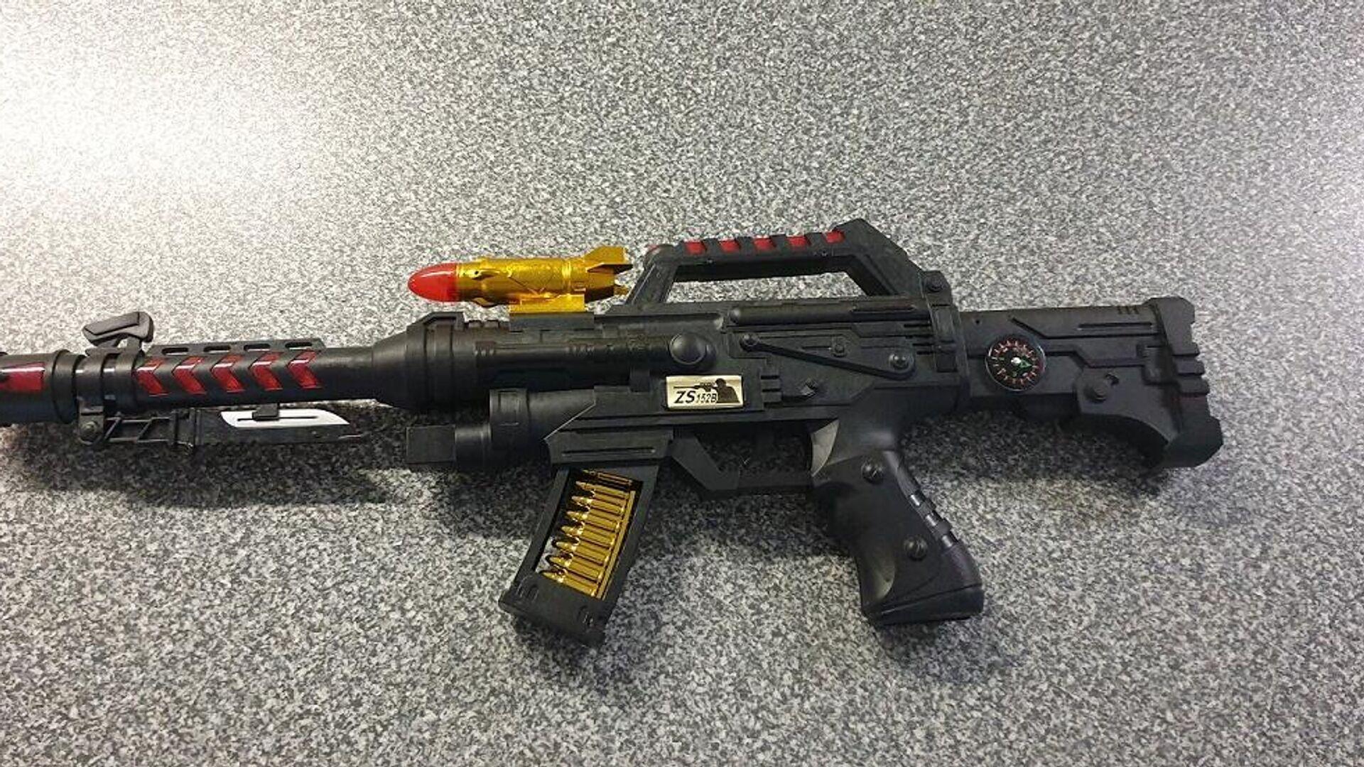 Spielzeugwaffe des 12-Jährigen - SNA, 1920, 10.10.2021