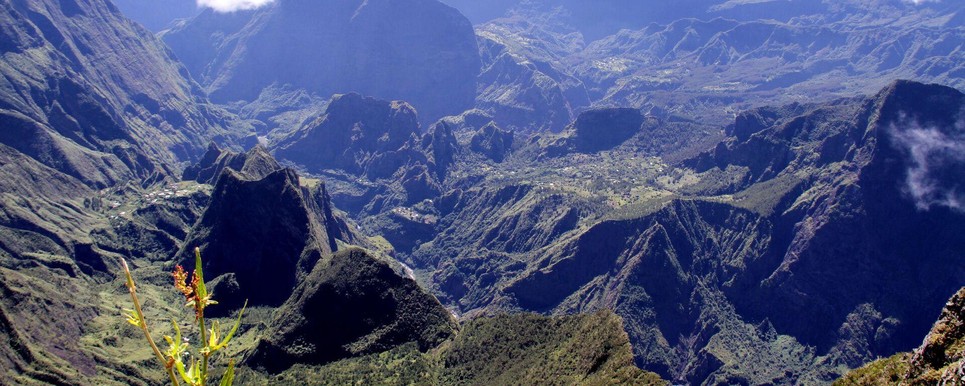Insel Réunion  - SNA, 1920, 11.10.2021