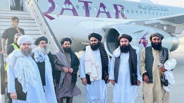 Taliban Delegation - SNA