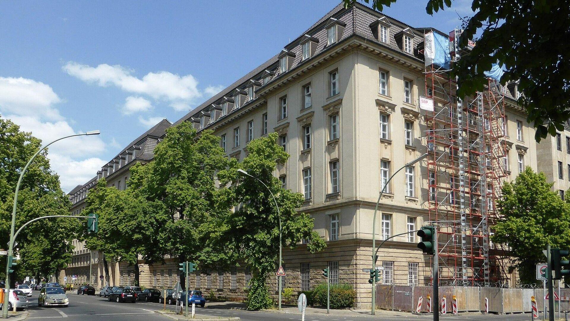 Berlin Schöneberg Senatsgebäude (Archivbild) - SNA, 1920, 12.10.2021