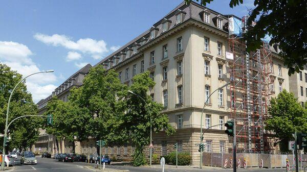Berlin Schöneberg Senatsgebäude (Archivbild) - SNA