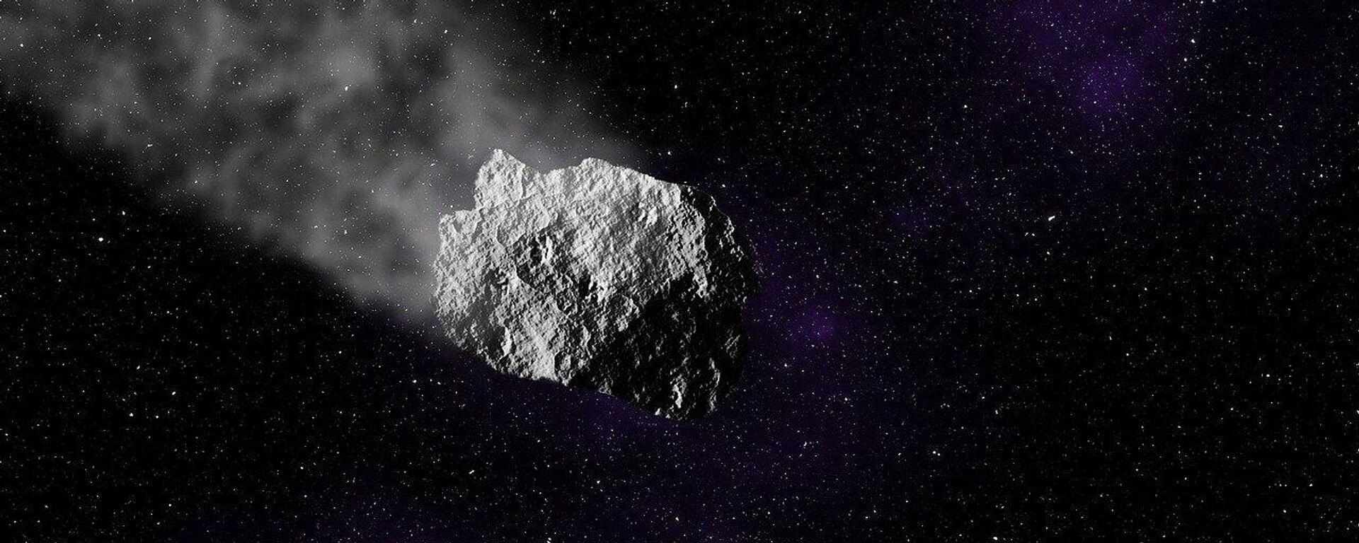 Asteroid (Symbolbild) - SNA, 1920, 12.10.2021