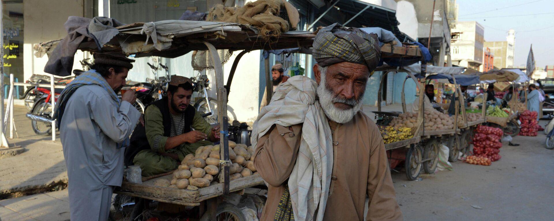 Menschen in Afghanistan - SNA, 1920, 12.10.2021