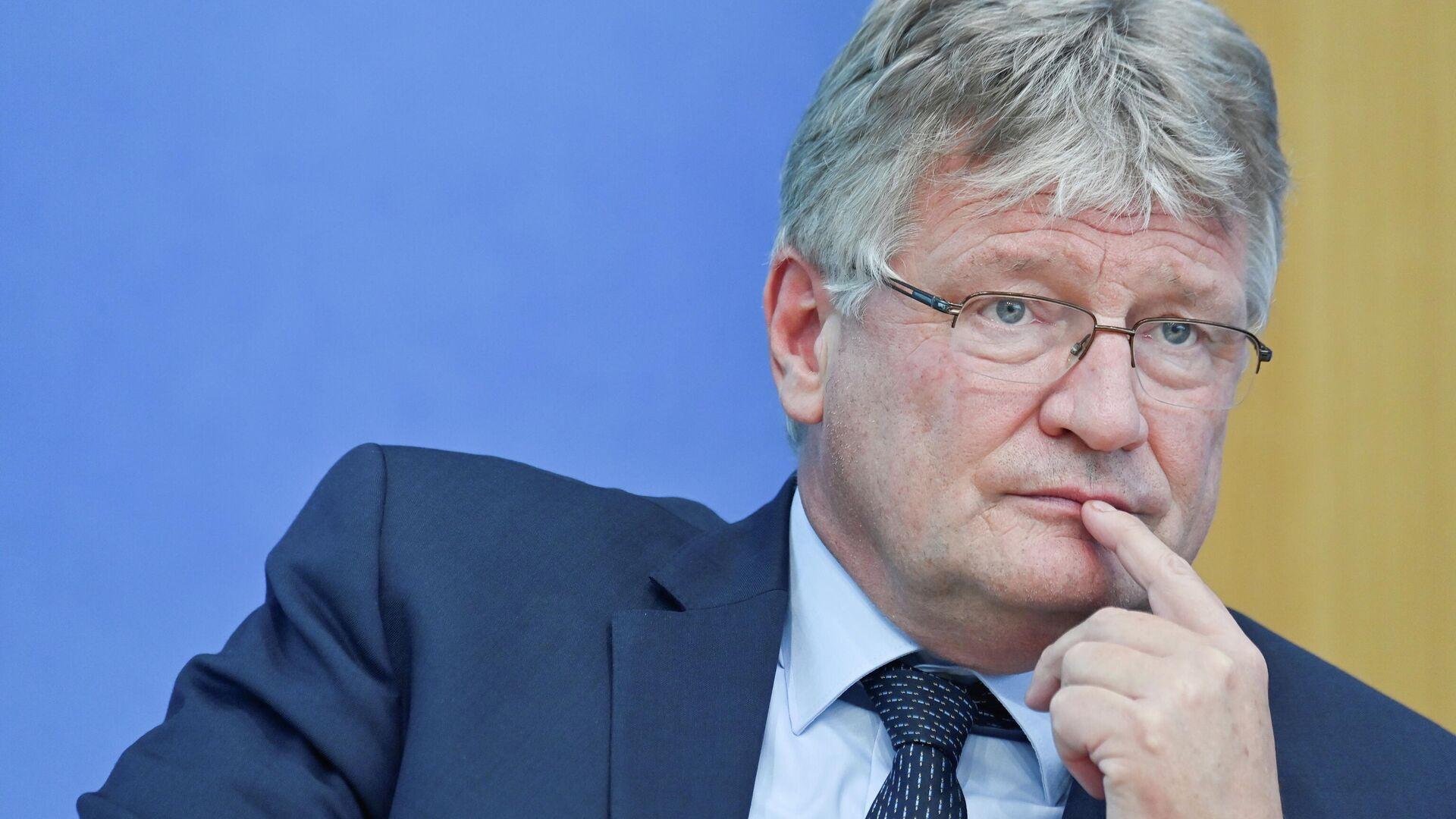 AfD-Politiker Jörg Meuthen - SNA, 1920, 12.10.2021