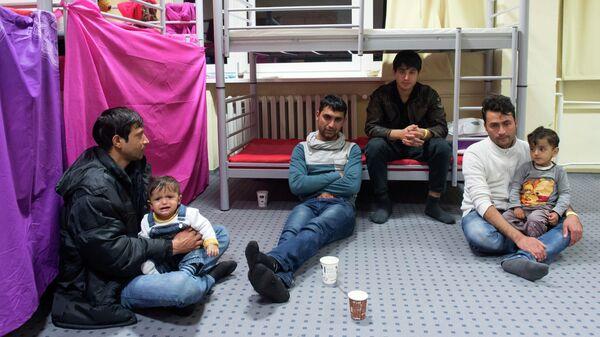Afghanische Migranten in Deutschland (Archivfoto) - SNA