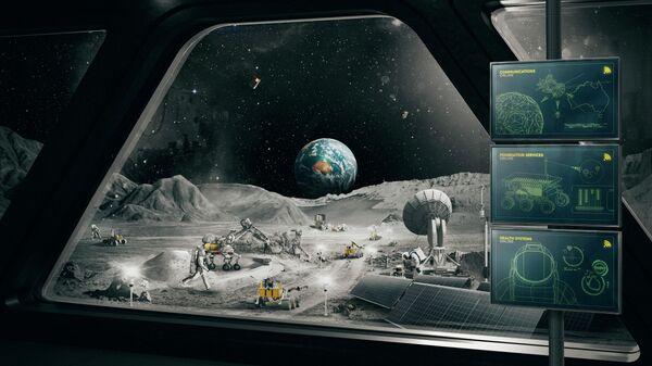 Raumfahrtprogramm Australiens - SNA