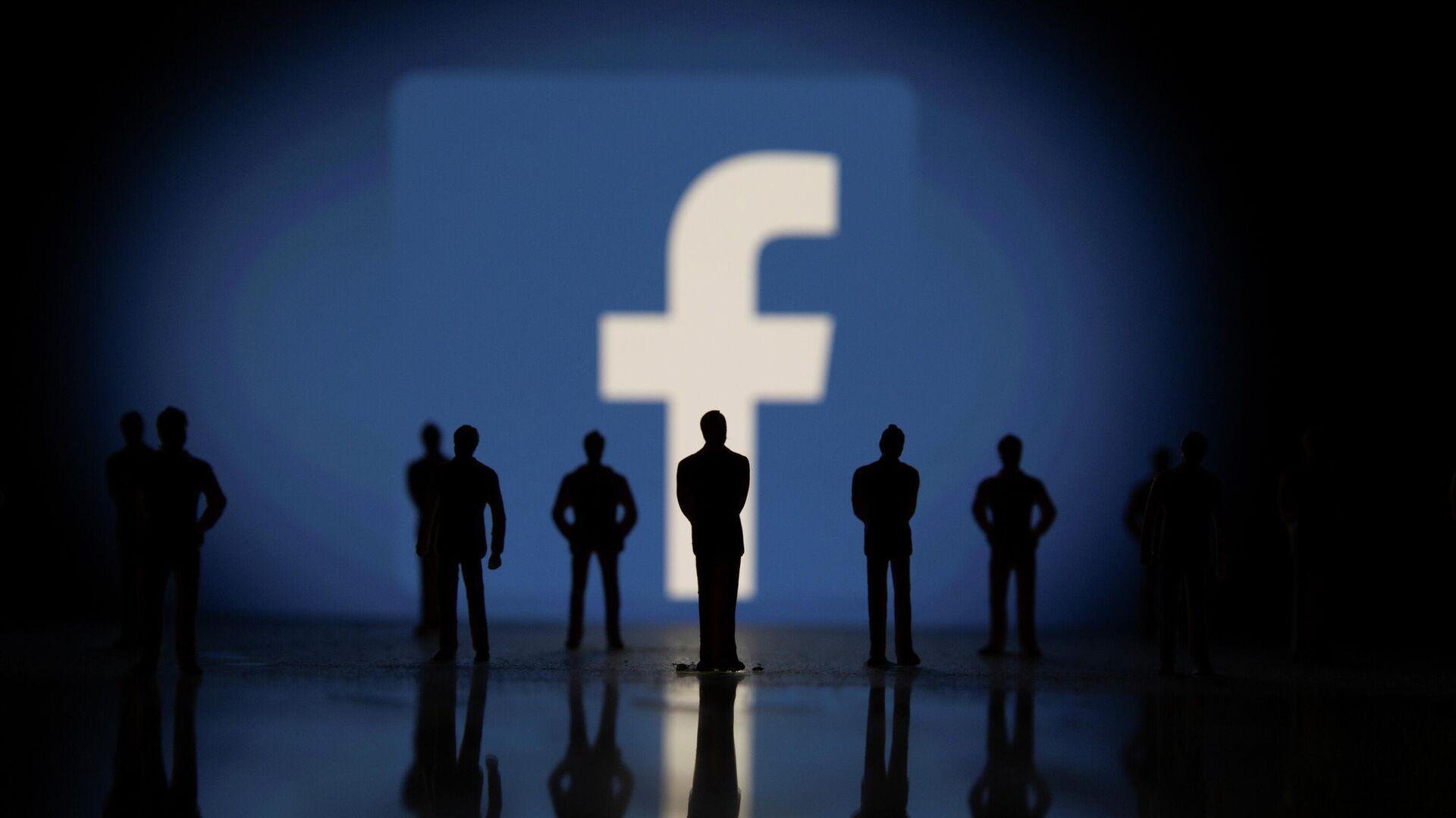 Facebook-Logo (Symbolbild) - SNA, 1920, 13.10.2021