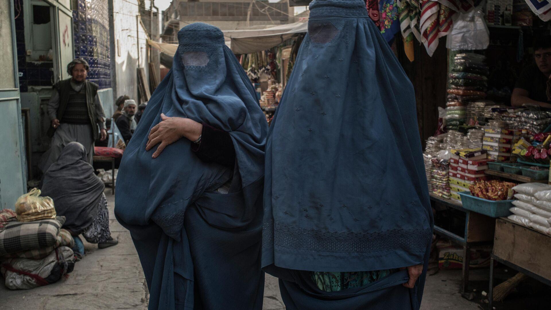 Frauen in Afghanistan - SNA, 1920, 14.10.2021