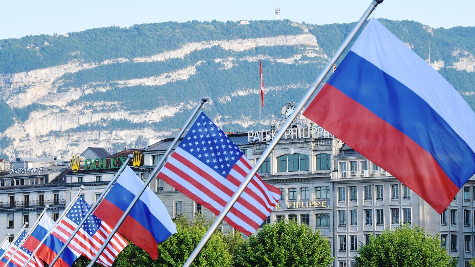 Genf im Vorfeld eines Gipfeltreffens zwischen Wladimir Putin und Joe Biden  - SNA, 1920, 14.10.2021