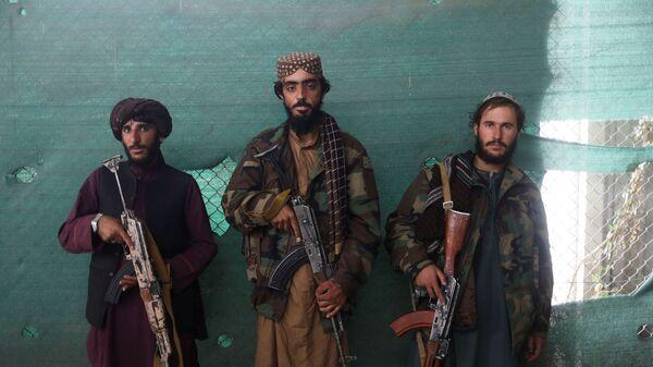 Kämpfer der Taliban in Parwan, Afghanistan (Archivbild) - SNA