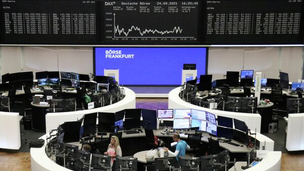Börse Frankfurt  - SNA
