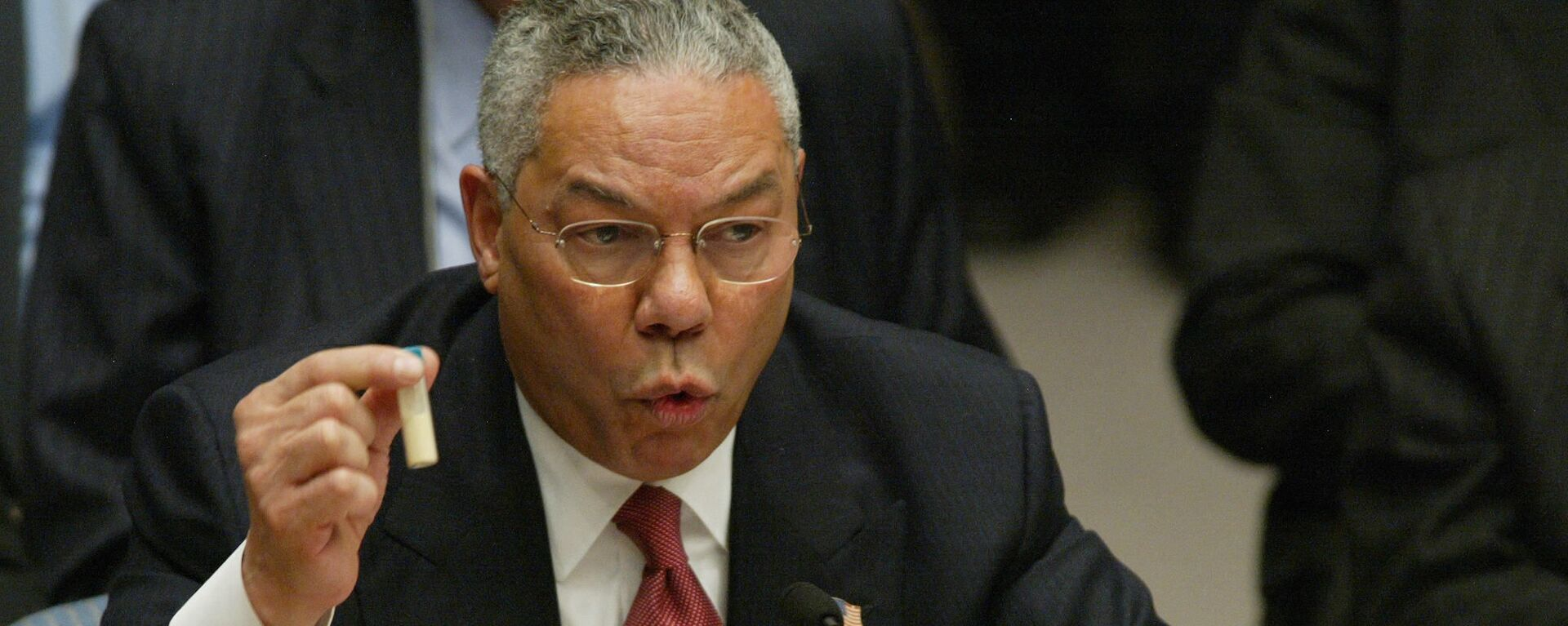Ex-Außenminister Colin Powell (Archivbild) - SNA, 1920, 18.10.2021