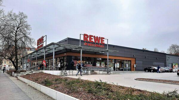 Supermarkt Rewe in Berlin (Archivbild) - SNA