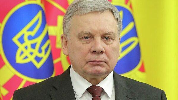 Verteidigungsminister der Ukraine Andrej Taran - SNA