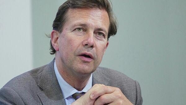 Regierungssprecher Steffen Seibert - SNA